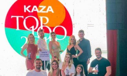 Casahall levará 8 escritórios catarinenses para o Top 100/2020