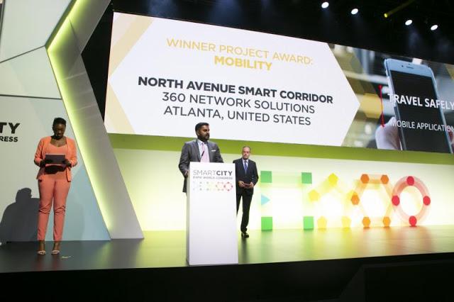 Curitiba é finalista em premiação mundial de cidades inteligentes