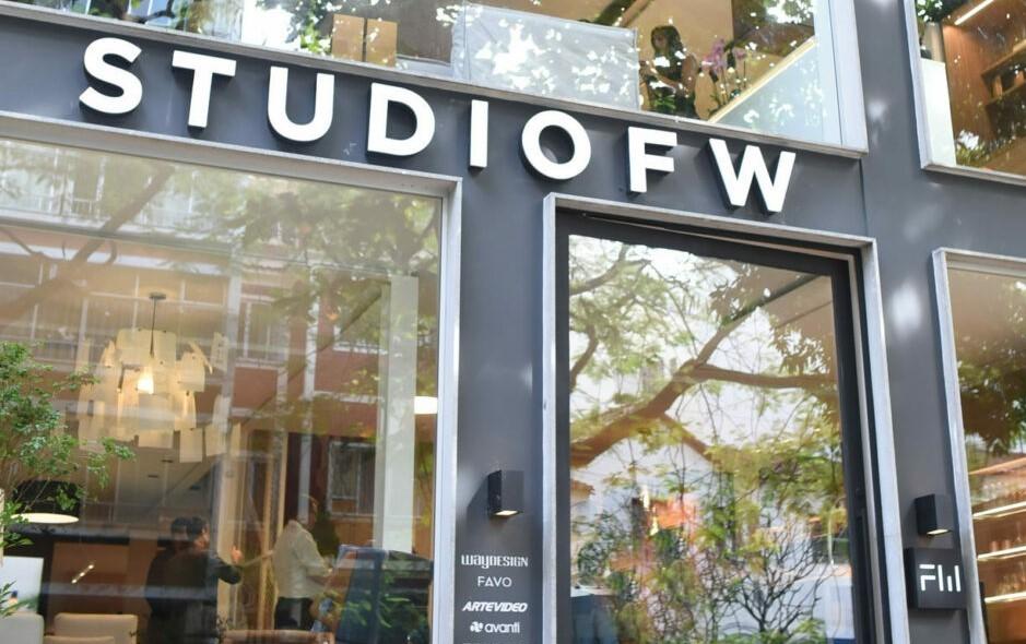 Studio FW anuncia novidades para o mercado profissional de decoração carioca.