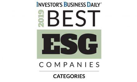 Herman Miller é nomeada 12° no ranking Top 50 empresas ESG pelo Investor`s Business Daily 2019