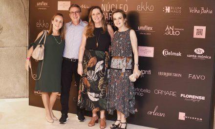 Núcleo Carioca de Decoração faz evento para os 40 profissionais mais premiados do ano.