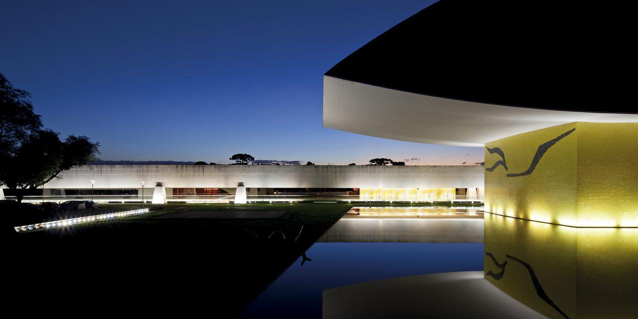Museu Oscar Niemeyer ganha Prêmio Darcy Ribeiro 2019