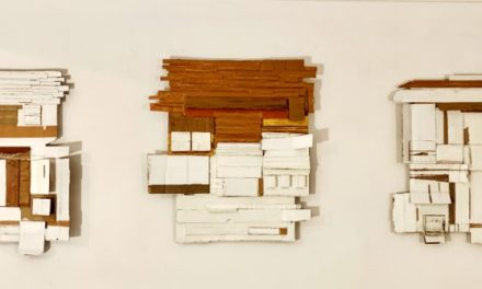 """Individual """"Arquiteturas instáveis"""", da artista Myriam Glatt, abre nesta quarta-feira, no Rio"""