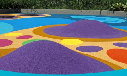 Empresa brasileira usa tecnologia da Nike para criar parques infantis sustentáveis