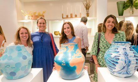 DO MAR, O MELHOR: HStern Home cria collab com a ONG Instituto Mar Urbano