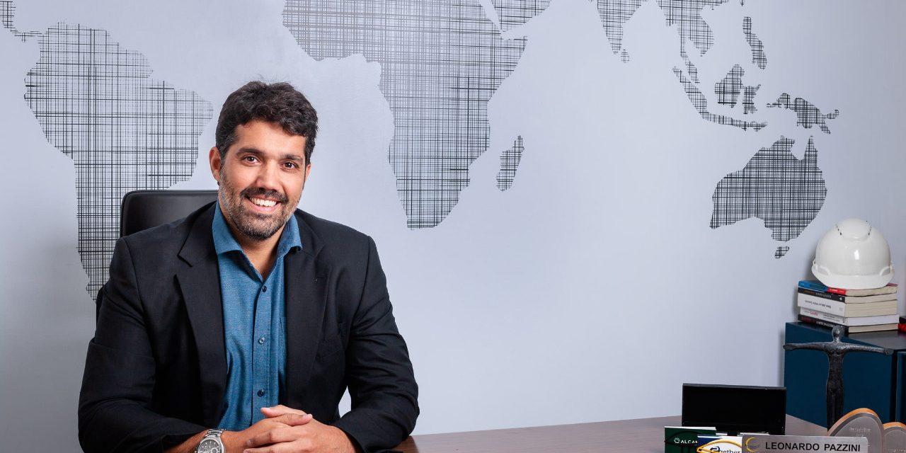 Novos Rumos para o empresário Leonardo Pazzini, que deixa a sociedade da Construtora Alcance