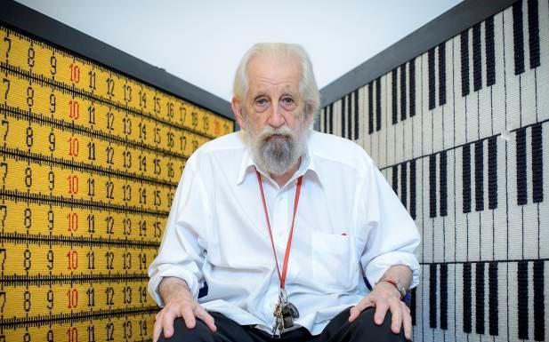 velório do artista plástico Nelson Leirner será nesta segunda-feira, no Caju, Rio de Janeiro