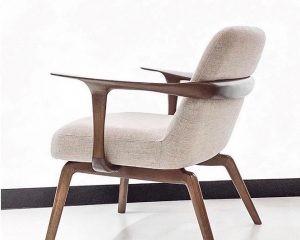 Acervo: Poltrona Alma e Buffet Flamingo – Design Bruno Faucz