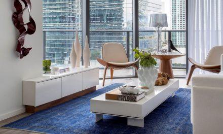 Apartamento em Miami da arquiteta carioca Nayara Macedo