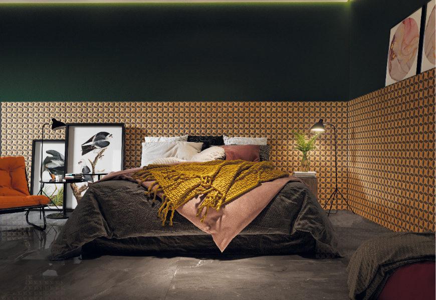 Lançamento Coleção Shuriken Ceusa traz textura e formas em relevo para áreas internas e externas