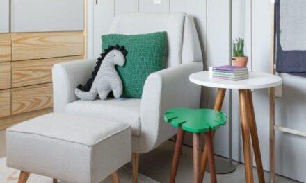 Niterói – RJ: Marina Romeiro assina projeto de quarto de bebê