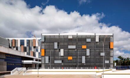 Kruchin Arquitetura assina projeto do novo prédio do Centro Universitário UDF, em Brasilia.