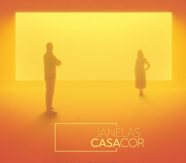 Janelas CASACOR / Santa Catarina será lançado nesta quarta-feira (11)