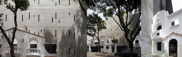 Edifício projetado pela Kruchin Arquitetura concilia fachadas antigas a novo volume contemporâneo