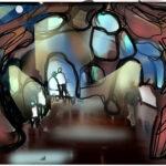 Mostra do artista Roberto Gallo no Centro Cultural Correios RJ