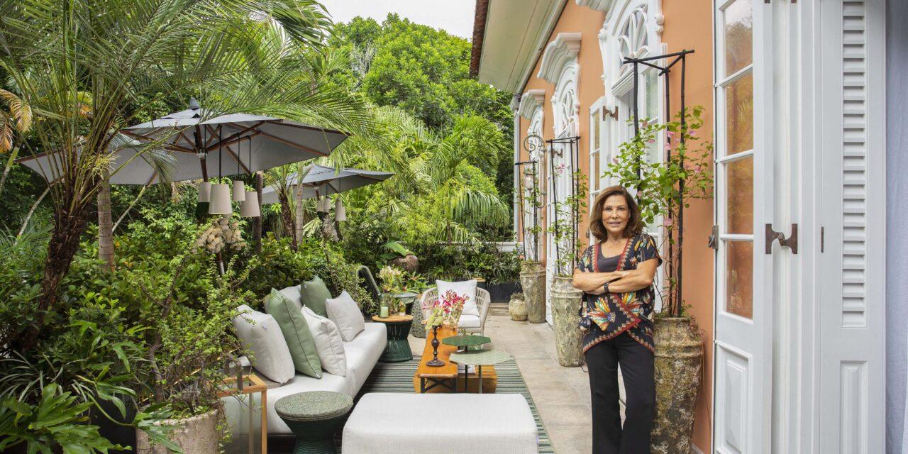 CASACOR RIO 2021:Varanda do Casal, por Anna Luiza Rothier
