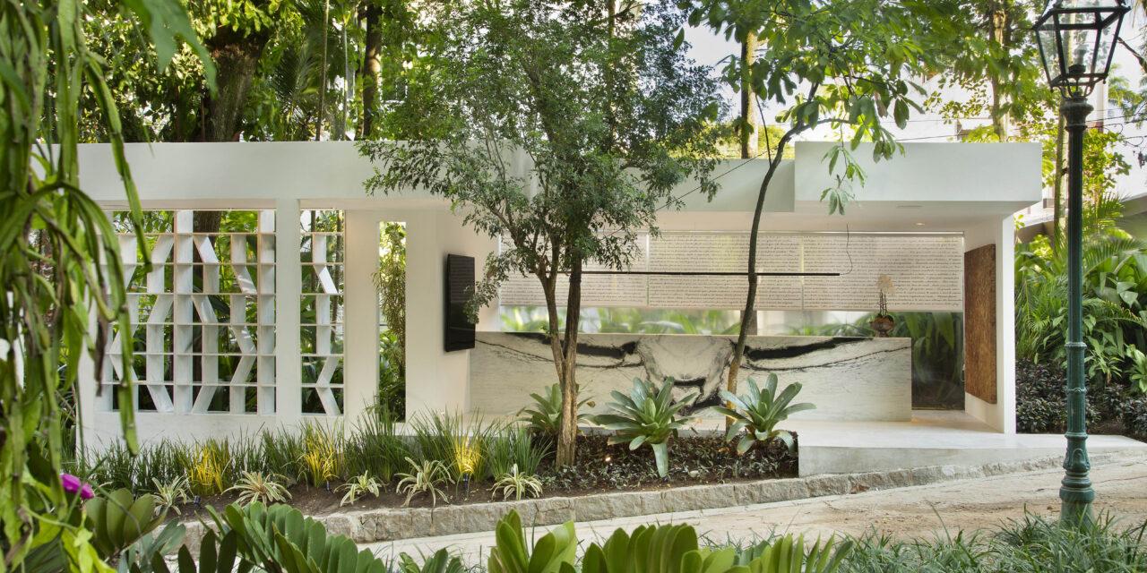 CASA COR RIO 2021: O espaço #pergolando do arquiteto Victor Niskier