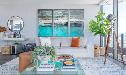Conheça o décor de um apê em Miami assinado pela arquiteta NAYARA MACEDO