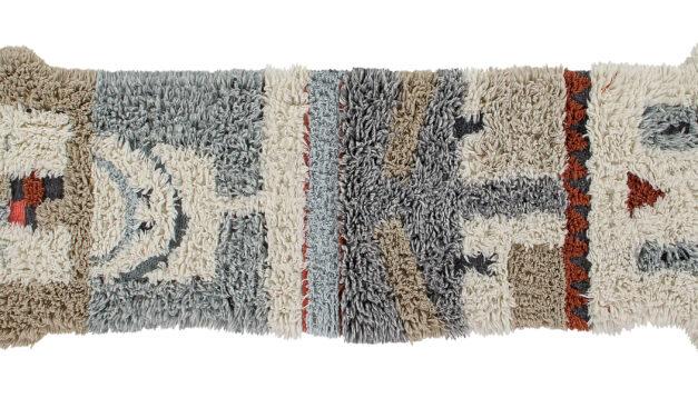 Conheça a nova coleção de tapetes da Galeria Hathi