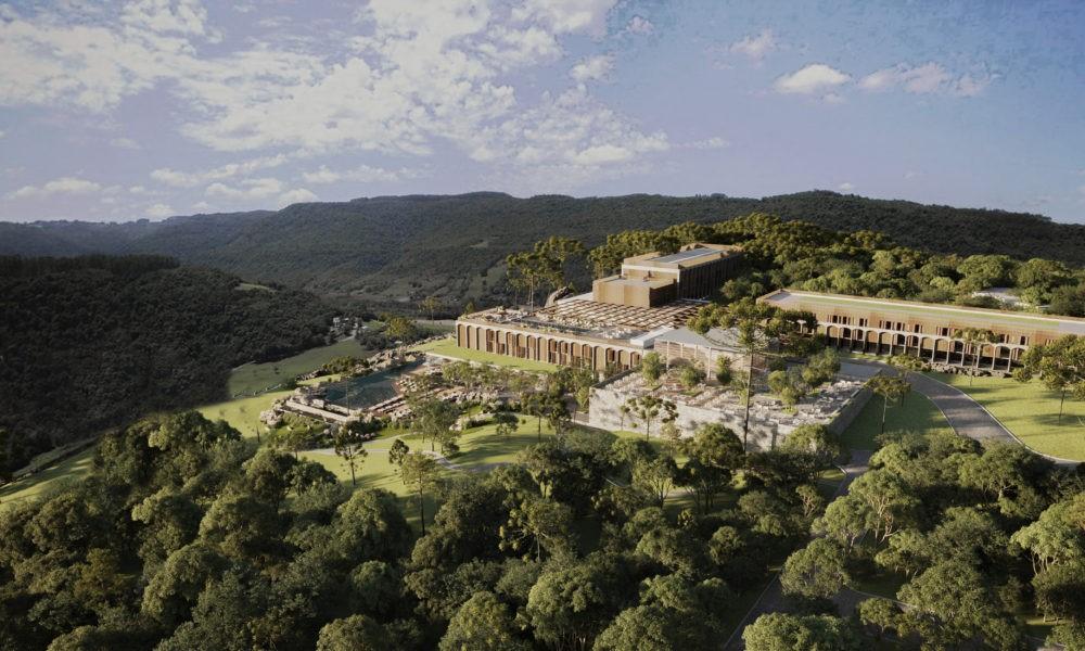 Perkins&Will assina retrofit do tradicional Hotel Laje de Pedra, no Rio Grande do Sul