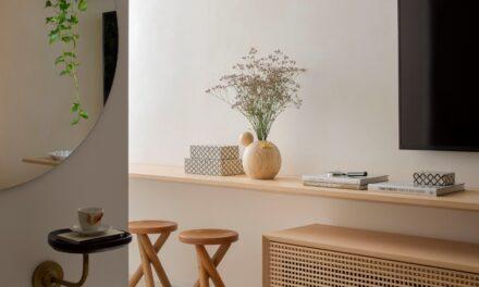 Gustavo Passalini assina projeto de um apartamento em Copabacana