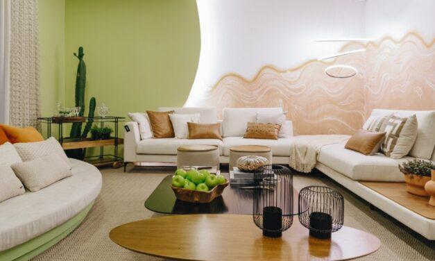Mostra Colors TREND apresenta 5 ambientes exclusivos com as cores de 2021