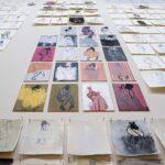 CCBB RJ inaugura exposição com 1500 obras de Marina Saleme