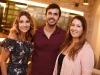 Claudia Pimenta, Artur Fernandes e Patricia Franco