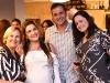 Ana Claudia Moreno, Monique Pampolha, Marcelo Dadoorian e Flavia Manhaes