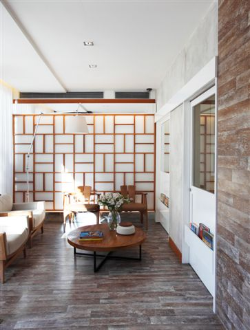 Mar Ipanema Hotel by Carmen Zaccaro e Marise Kessel