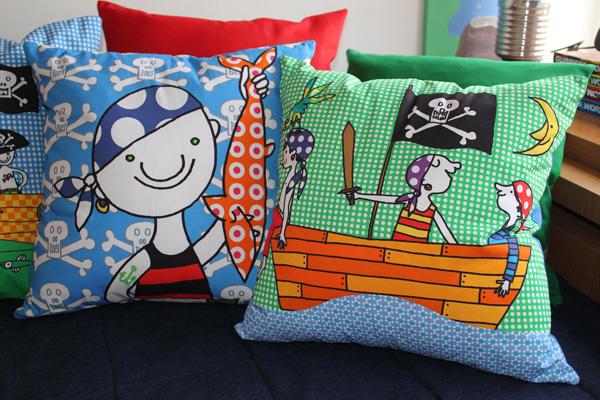Eu adoro… as estampas de Bebel Franco e Mariana Massarani, da Tatuí Design