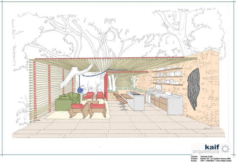 Kaif arquitetura estreia no Casa Cor com a Estufa
