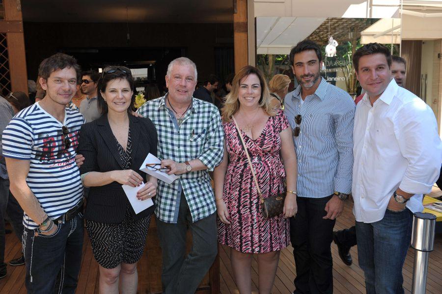 Almoço de entrega do Prêmio Habitual 2011 no Casa Cor Rio