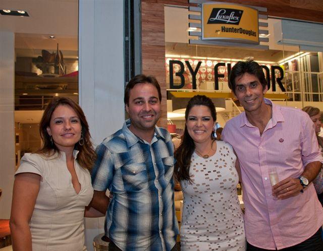 Inauguração da By Floor no Rio Plaza Shopping