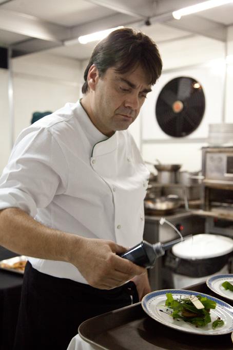 Jantar dos chefs com Pascal Jolly