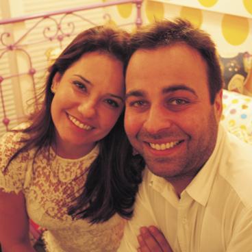 Entrevista com Francisco Palmeiro e Giovanna Eirado