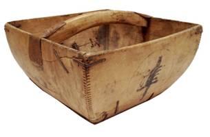 Peças em madeira lavada na Rug Hold