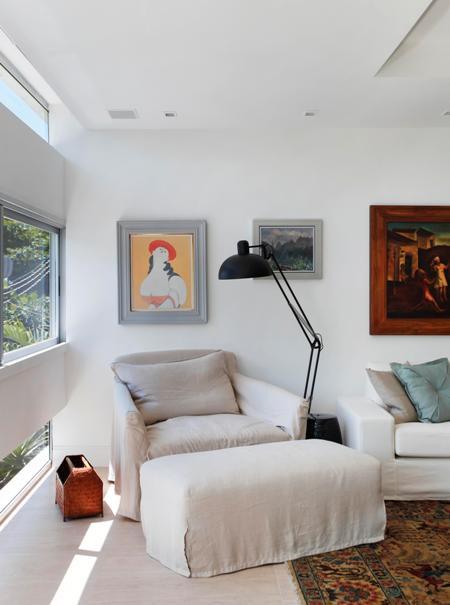 Paola Ribeiro entrega apartamento na Urca