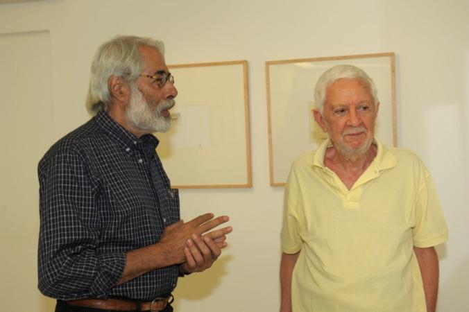 Mul.ti.plo Espaço Arte inaugura exposição de Roberto Magalhães