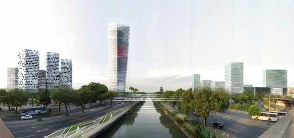Exposição e vanguarda da arquitetura mundial discutem projetos na Barra e na cidade