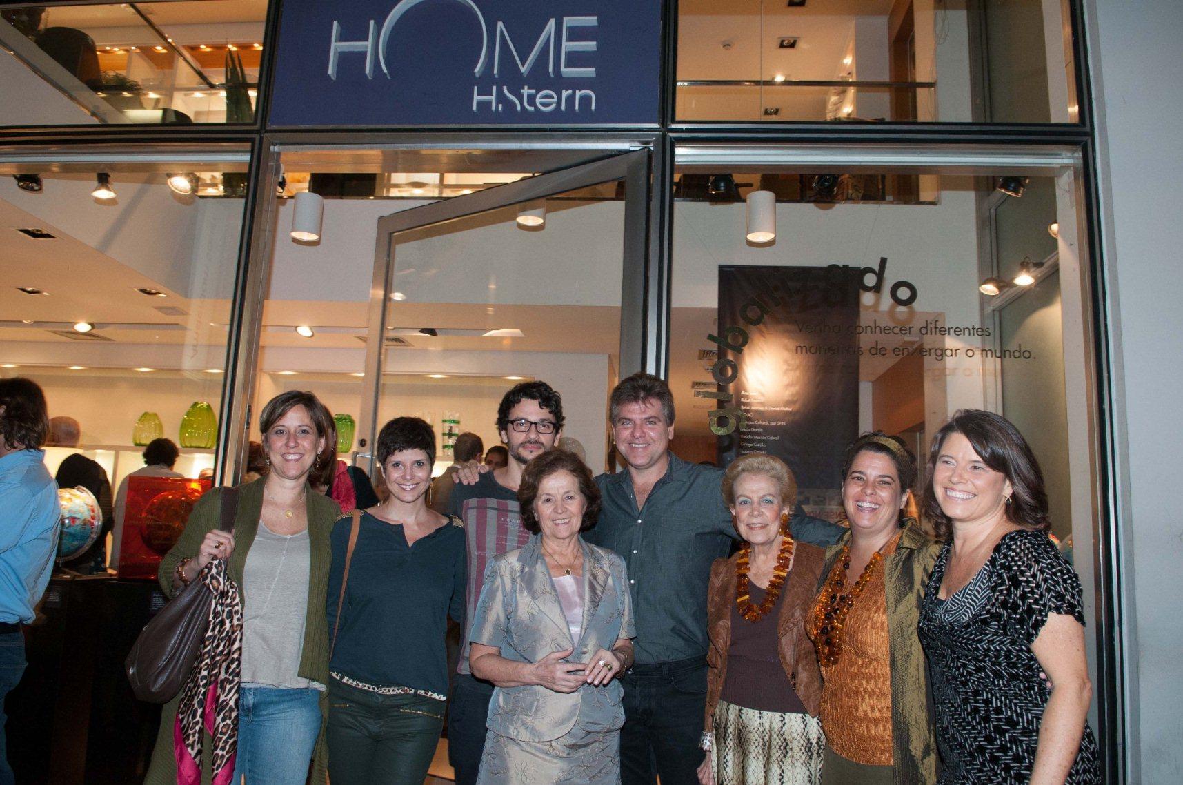 """Lançamento do projeto """"Globalizado"""" na H.Stern Home"""