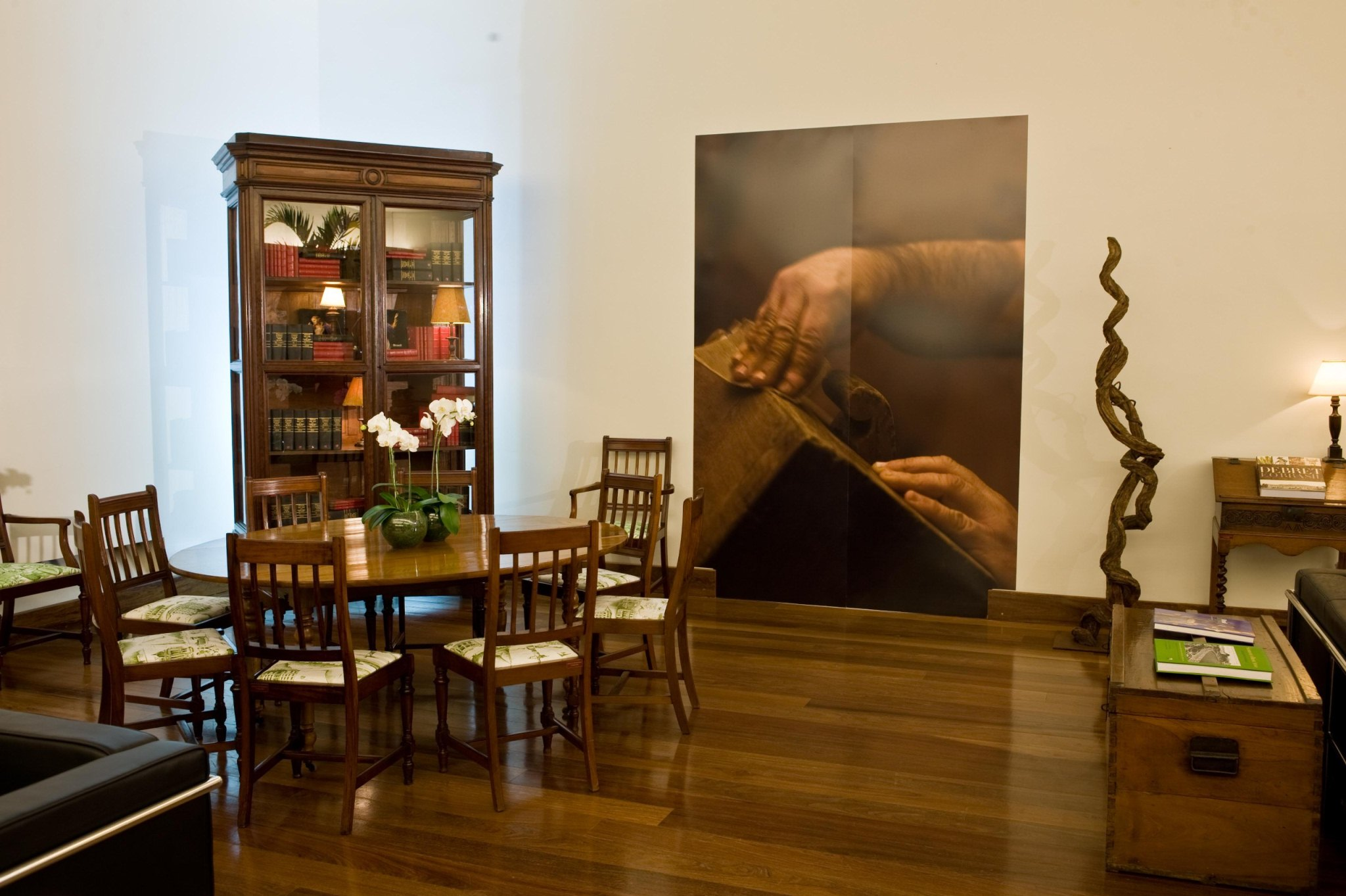 Rio+20: sala dos Chefes de Estado com peças do antiquário Arnaldo Danemberg