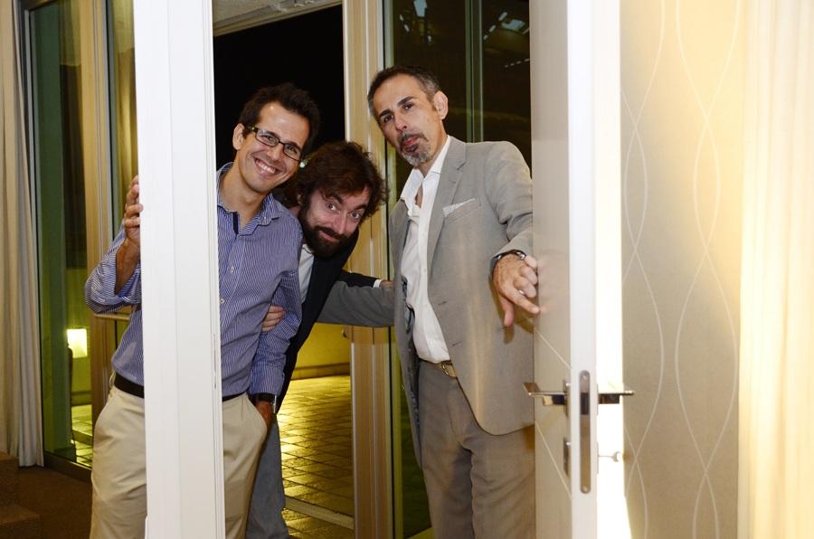 Inauguração da Officina Italiana