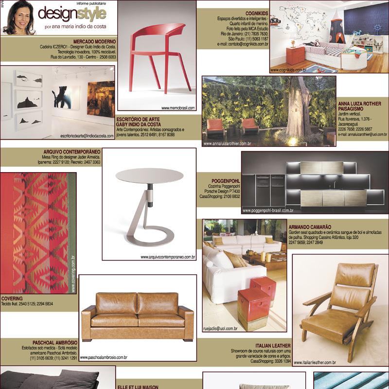 Publieditorial Design Style por Ana Maria Indio da Costa