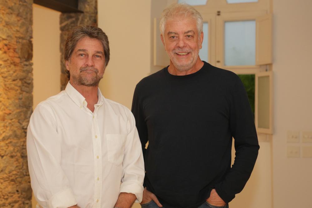 Antonio Bernardo e João de Orleans e Bragança estreiam na H.A.P