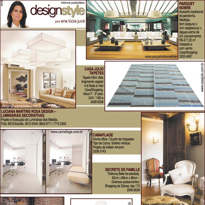 Publieditorial Design Style por Ana Lúcia Jucá