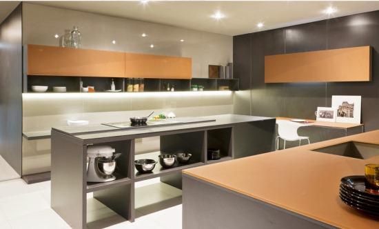Lançamento na Kitchens