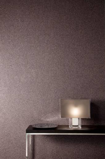 Coleção de papel de parede composta por mineral natural