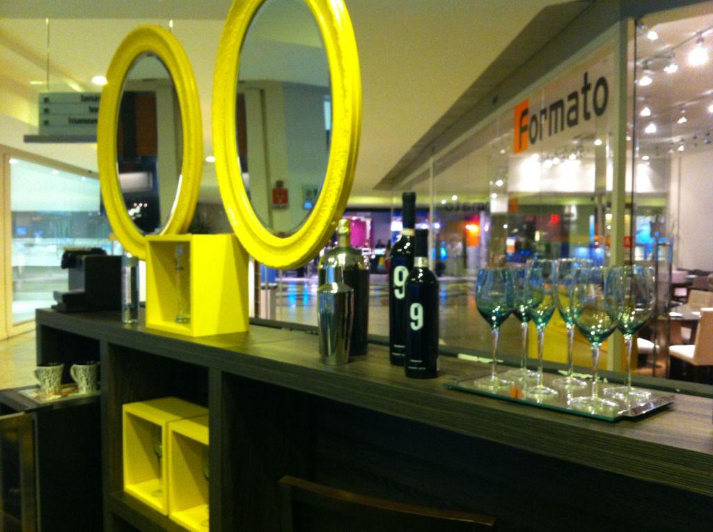 Thoni Litsz assina o Studio Bar no Casa & Gourmet Shopping