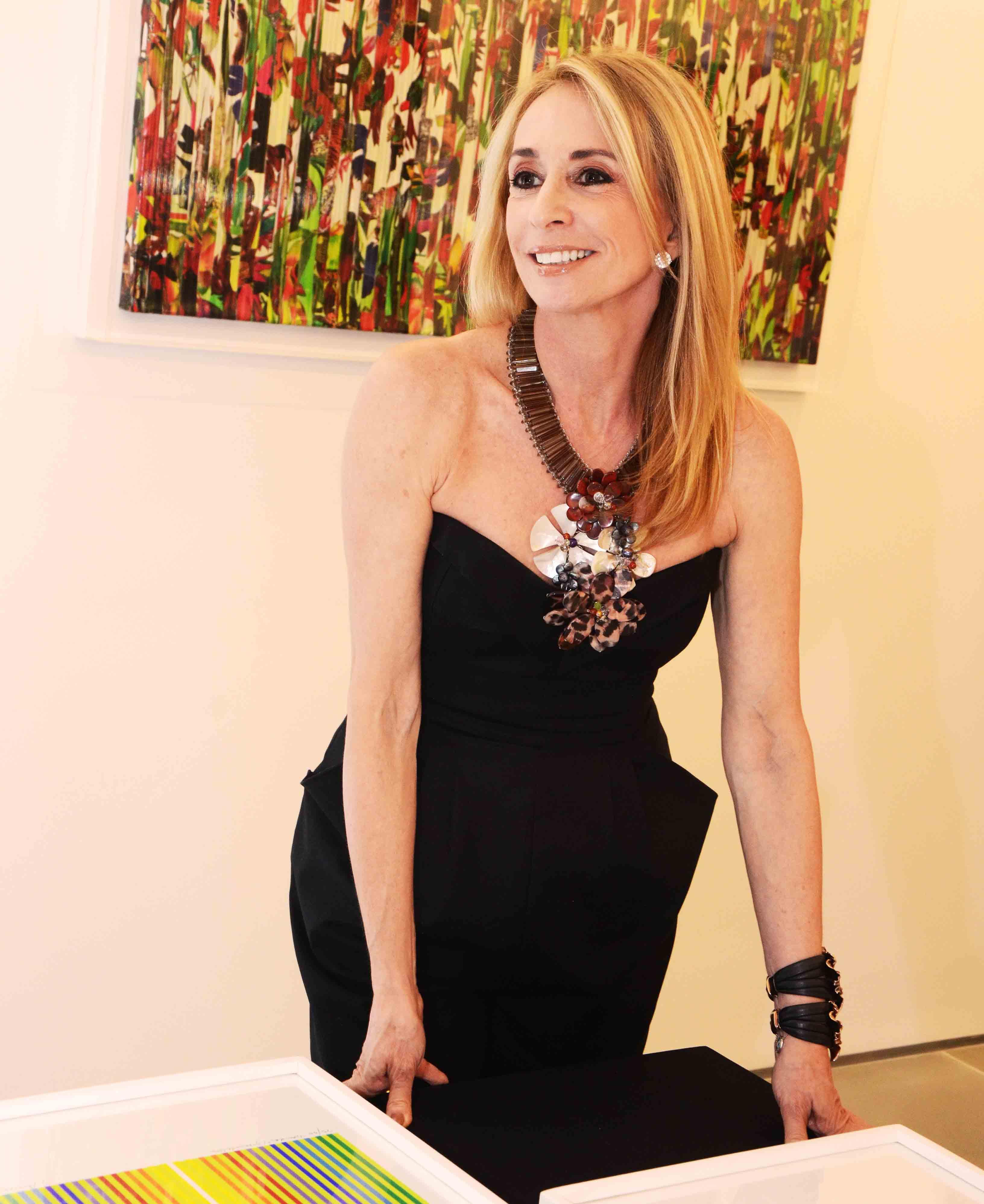 Eliana Benchimol tem espaço na ArtRio